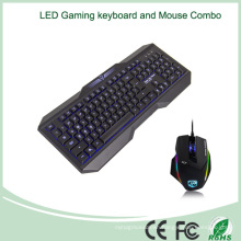 Top Selling Elegant Design Wired Keyboard and Mouse Combo Set (KB-1801C)
