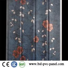 Laminierte Welle PVC-Wandplatte in Pakistan 2015 Muster