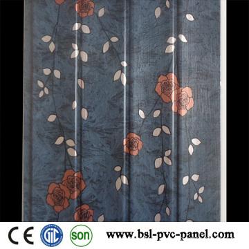 Panel laminado de la pared del PVC de la onda en Paquistán Patrones 2015