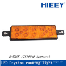 E-MARK LED daytime running light IP67 LED day running lamp for truck