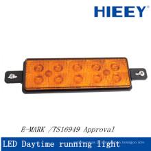 E-MARK LED luz diurna IP67 LED luz diurna para caminhão