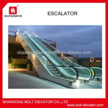 30 degree escalator external elevator external lift