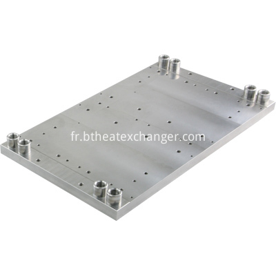 Water Cooled Plate - Vacumm Brazing