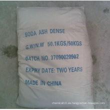 Sustancia química libre 99% de carbonato de sodio