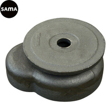 Carcaça do ferro da areia para o caso da transmissão, caixa de condução