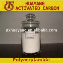 Preço competitivo de poliacrilamida / purificação de água de produtos químicos de poliacrilamida de cera granular
