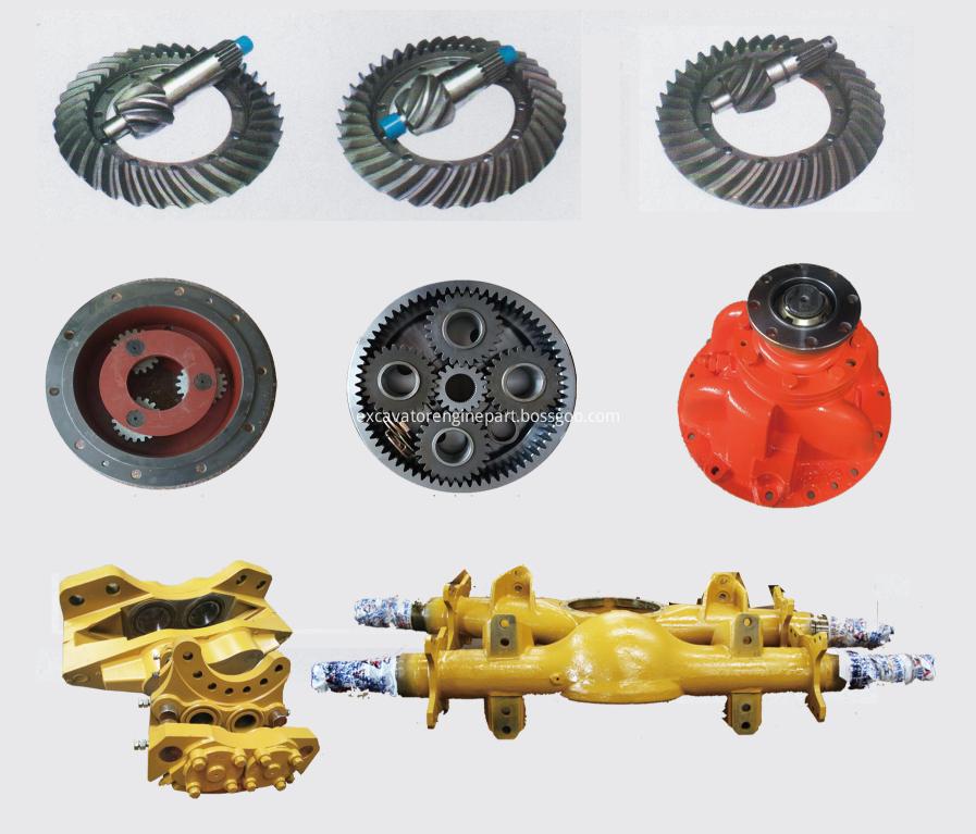 Sdlg Lgs818 Loader Parts