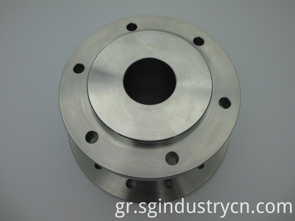 Precision Stainless Steel Lathe Parts