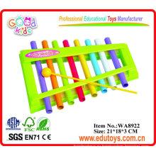 Ксилофон, музыкальный ксилофон, пластиковый ксилофон для детей