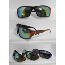 2016 Hot Sales and Fashionable Spectacles Style para óculos de sol para esportes masculinos (P076565)