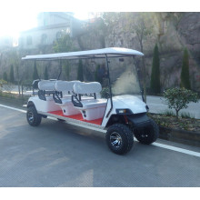 8 seaters off road car golf carts