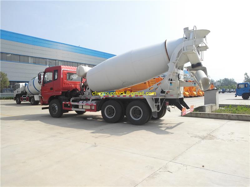 Cement Mixer Truck 2