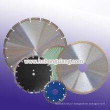 Rodas de diamante para liga de aço duro de tungstênio