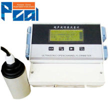 Low Cost and Wall Mounted Ultrasonic Open Channel Flow Meter