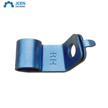 Custom stainless steel flat stamping parts spring clip