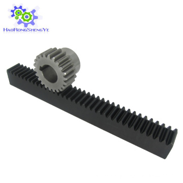 Straight/ Helical CNC Gear Rack Module 4
