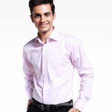 2014 Bespoke Men's Long-Sleeve Slim-Fit Point Shirt (ST 20130045)