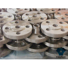 Forged Weld Neck (WN) RF Stainless Steel Flange