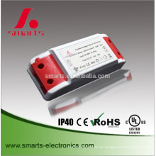 100-265v input and 36v output led driver 500ma 18w cUL certification