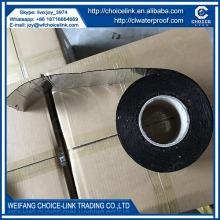 waterproof material aluminum foil self adhesive bituminous sealing tape