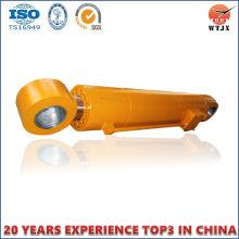Cylindre hydraulique pour machines d'ingénierie fabriqué en Chine