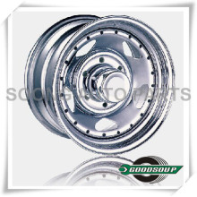 "5 Star-Beadlock Wheels GS-504 Steel Wheel from 15"" to 17"" with different PCD, Offset and Vent hole"