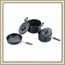 Camping Outdoor Cookerware Set Cl2c-Dt1911-3