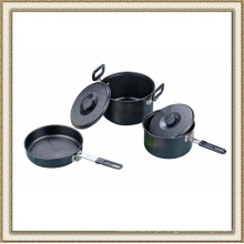 Conjuntos de cozinha para cozinhar ao ar livre Cl2c-Dt1911-3