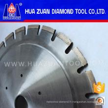 Lame de coupe horizontale de marbre professionnel 400mm lame fabricant-Huazuan