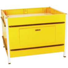 Populaire de haute qualité vente table/vente affichage promotion Bureau/vente chariot pour promotion en supermarché