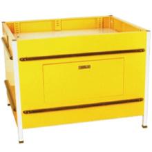 Popular high quality sale table/Sale display promotion desk/Sale cart for promotion in supermarket
