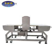 Detector de metais padrão internacional de sanitização para a indústria de processamento de alimentos -EJH-D330