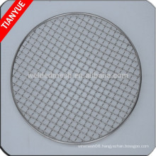 ss 316L mesh filter disc/stainless steel mesh filter