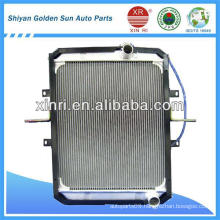Foton truck 0018-G custom made radiator in Hubei