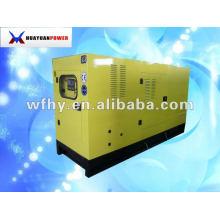 Easy start 50KVA Silent Diesel Generator Set