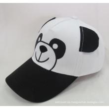 Animales encantadores de los niños de gorra de béisbol Animal de compañía de animales tejidos Cap (WB-080151)
