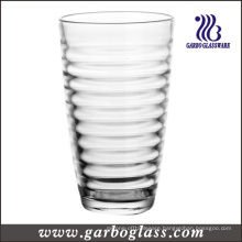 Spiral Design 16oz Water Glass Tumbler (GB03448516)