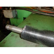 Aluminium Fin Streifen für Tube of Radiator