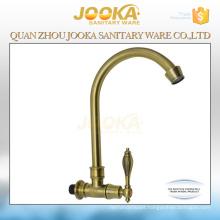Level handle cold nickle bronze faucet kitchen