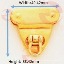 Schöne Zink-Legierung Metall Dreieck Tasche Handtasche Art Bag Locks