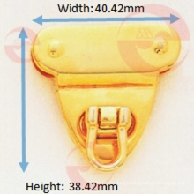 Nice Zinc Alloy Metal Triangle Bag Handbag Type Bag Locks