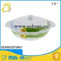низкая цена дизайн риджинал круглый меламина, сервировочные миски с крышкой