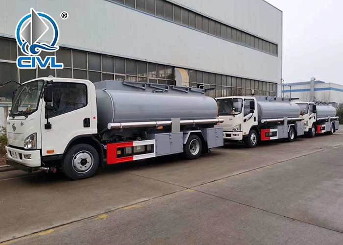 4x2 Fuel Tank Truck Jiefang 3