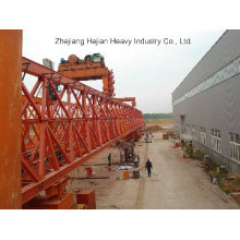 240t-40m Separate Parts of Bridge Launching Gantry Crane