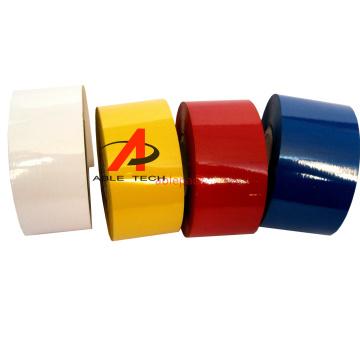 Hot stamping ribbon 25mm*100m stamping machine use printed Date code ribbon black hot coding foil