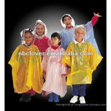 Impermeáveis para crianças / raincoat para meninas / poncho para crianças