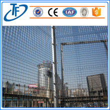Street galvanized welded wire mesh fence