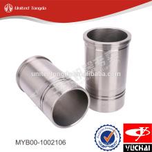 YC6MK engine cylinder liner MYB00-1002106 for yuchai