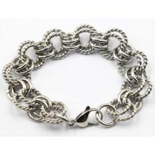 Bracelet en acier inoxydable de haute qualité 316L