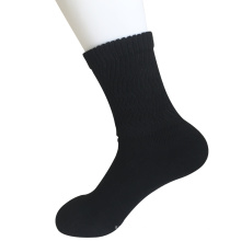 Halbe Kissen Sorbtek Coolmax Diabetische Gesundheitswesen Medical Black Quarter Socken (JMDB06)